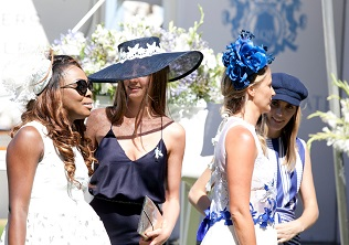 Cartier adds sparkle to first day of LQP Festival