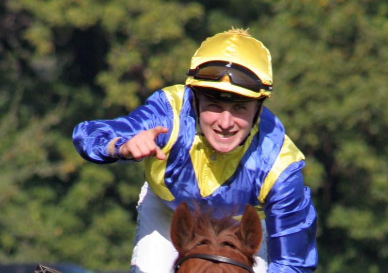 Top French jockey to ride in SA