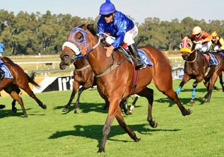 Al Azraq doesn't need shoes to score at the Vaal