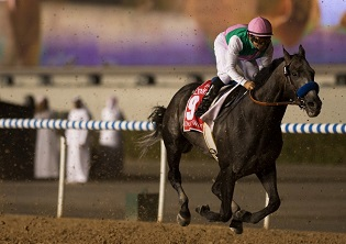 Arrogate: a victory for the ages