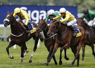 Delpech grabs victory at Ascot