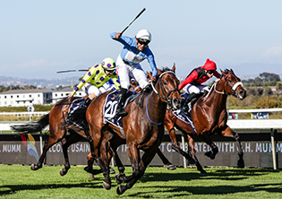 Oh Susanna caps Snaith Grade 1 hat trick at Kenilworth