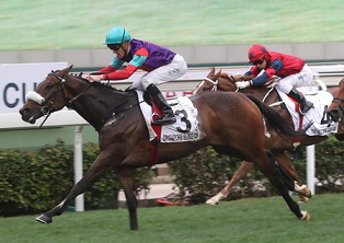 Sensational 'Sling' wins Classic Cup in Hong Kong