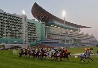 Dubai Love goes for double
