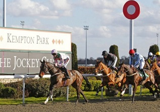 Fly with Eagle at Kempton