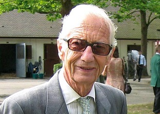 Piggott fitted with pacemaker