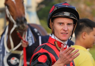 Purton tops jockey rankings