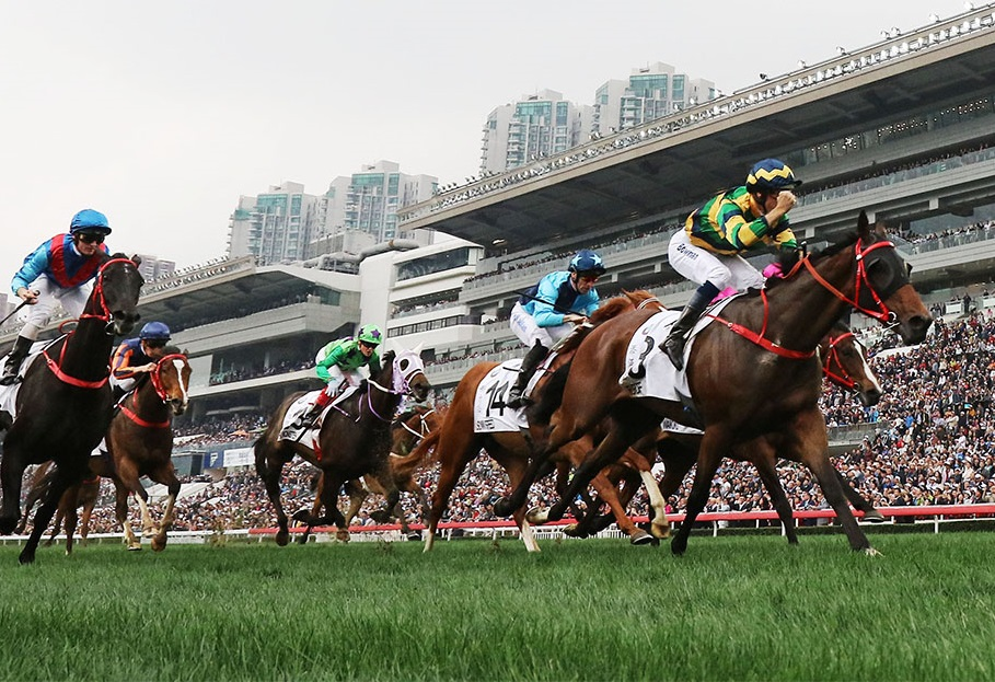 Furore erupts at Sha Tin