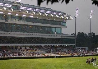 New Year make money at Kranji