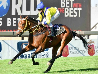 Sparkling win for Zillzaal