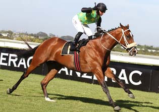 No sweat for Strydom, Act Of War