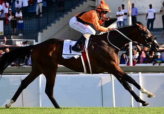 Abashiri defies injury to keep Triple Crown dream alive