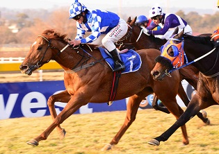 Follow your Fortune and 'Nukem' at Turffontein