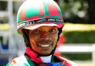 Chamu Mabaya aiming for another work riders' title